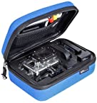 Sp Gadgets Pov Case 3.0 Xs Gopro-Edition Blue For Hd Hero And Series