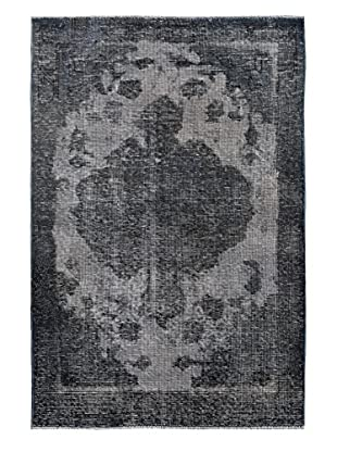 Kalaty One-of-a-Kind Pak Vintage Rug, Grey, 3' 2