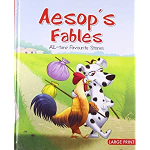 Aesop's Fables: All-time Favourite Stories