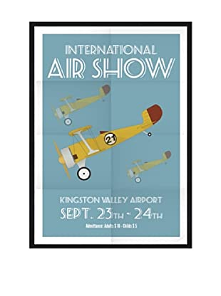 Póster Enmarcado Air Show