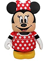 "Disney Parks Exclusive Theme Park Favorites Vinylmation : 3"" Minnie Mouse In Polka Dots"