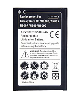 Unotec Lithium Batterie Galaxy Note3