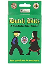 Dutch Blitz, Family Card Game From Pennyslvania Dutch Country, New