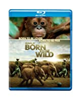 IMAX: Born to Be Wild [Blu-ray]