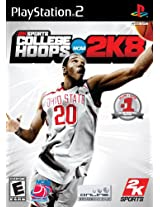 College Hoops 2K8 - PlayStation 2 (Gold)