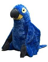 Wild Republic Jumbo Cuddlekins Macaw Hyacinth Plush
