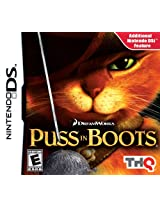 Puss in Boots (Nintendo DS) (NTSC)