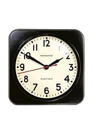 Newgate Mercury Wall Clock (Black)