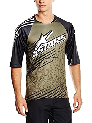 Alpinestar Cycling T-Shirt Manica Corta Sight Mercury