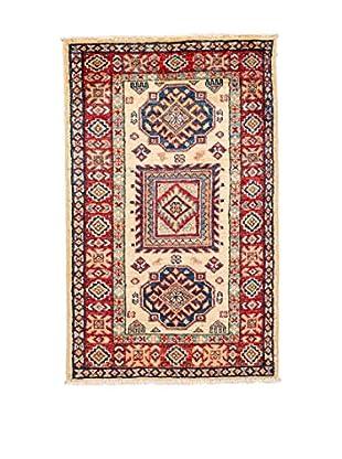 RugSense Alfombra Kazak Super Beige/Multicolor 96 x 59 cm