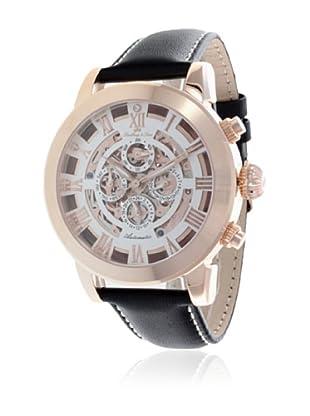 Lindberg & Sons Reloj Azteca Dorado Rosado 45.5 mm