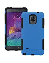 TRIDENT Samsung Galaxy Note 4 Aegis Series Case - Retail Packaging - Blue