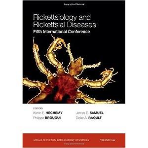 【クリックでお店のこの商品のページへ】Rickettsiology and Rickettsial Diseases (Annals of the New York Academy of Sciences) [ペーパーバック]
