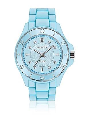 K&Bros  Reloj 9551 (Celeste)