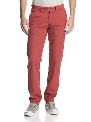 Original Paperbacks Men's Oceanside Pant (Red Polo)