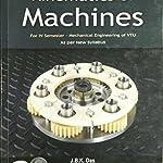 Kinematics of Machines by J B K Das