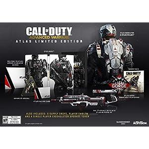Call of Duty: Advanced Warfare Atlas Limited Edition (PS3)