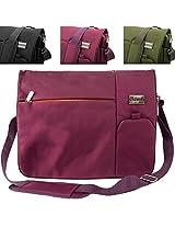 My Vangoddy Laptop Messenger Bag - Purple