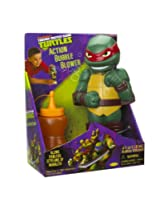 Little Kids Teenage Mutant Ninja Turtles Action Bubble Blower, Raphael