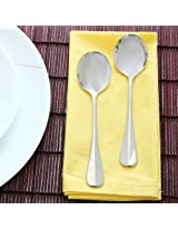 Baguette Soup Spoon Set of Six Pieces from WMF
