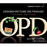 Oxford Picture Dictionary Audio CDs: American English pronunciation of OPD's target vocabulary: No. 1-4Jayme Adelson-Goldstein�ɂ��