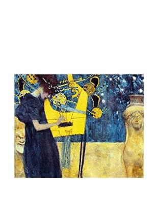 LegendArte  Wandbild Musik von Gustav Klimt