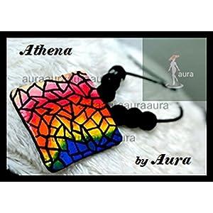 AUrA-EArTH Athena Necklace