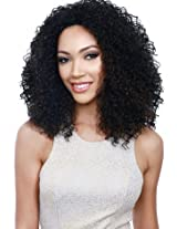 Bobbi Boss Synthetic Hair Weave A Wig Zarina (1 B Off Black)