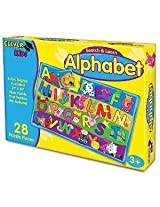 Search & Learn Alphabet 28 Piece Childrens Puzzle By The Learning Journey