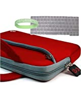 Vg Laptop Sleeve (red)