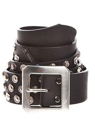 Custo Cinturón Sheriff (Negro)
