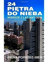 24 pietra do nieba: wiersze z lat 2007-2013