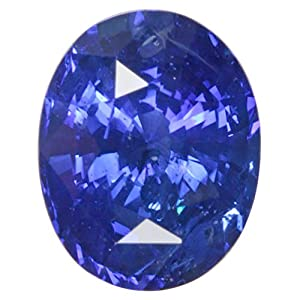Blue Sapphire Gemstone 5 carat (SCRJ065)
