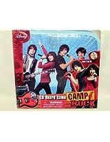 Disney Camp Rock Cd Board Game