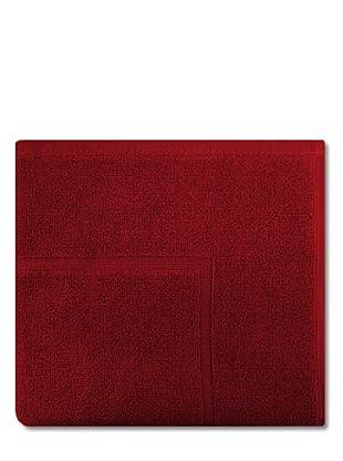 Manterol Alfombra de Baño Cotton (Rojo)
