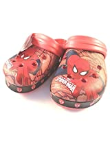 Spiderman Boy's EVA Clogs and Mules