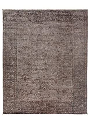Darya Rugs Transitional Oriental Rug, Purple, 9' 10