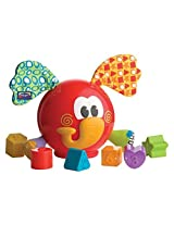 Playgro Elephant Shape Sorter For Baby 12+ Months By Playgro