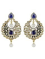 Gorgeous Traditional Design Gold Plated Kundan Made Fashion Earring For Women Gift Jewelry