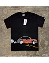 Yellbow Perpetual Car Unisex T-Shirt Size - L
