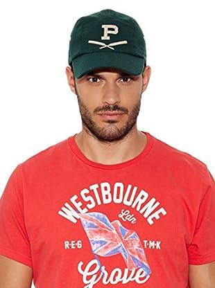 Pepe Jeans London Gorra Murphy Hat (Verde Oscuro)