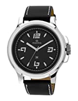 Maxima Analog Black Dial Men's Watch - 24031LMGI