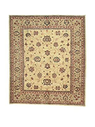 L'Eden del Tappeto Teppich Agra beige/mehrfarbig 232t x t199 cm
