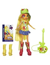 My Little Pony Equestria Girls Applejack Doll with Guitar