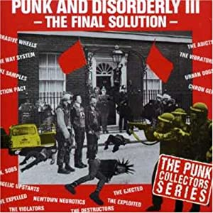 Punk and Disorderly III