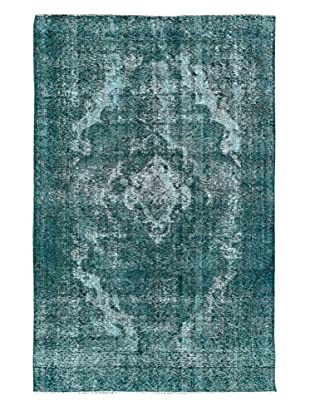 Kalaty One-of-a-Kind Pak Vintage Rug, Gray/Blue, 7' 4