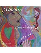 Albeniz:Iberia Volume One [Alexander Boyd] [CLAUDIO RECORDS: CR6022-6]