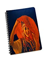 meSleep Portrait Soft Cover Notepad