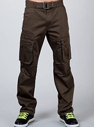 Rip Curl Pantalón Solid (Verde Militar)