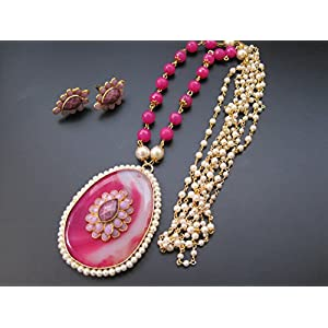 Dreamz Pink Necklace